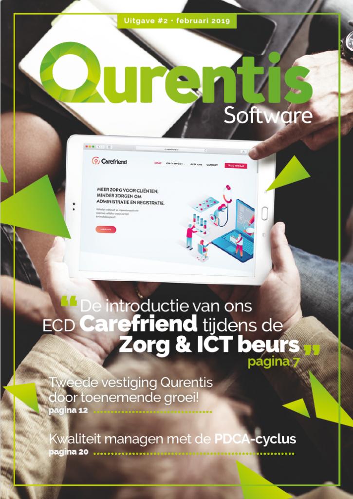 Qurentis magazine editie 2 - februari 2019